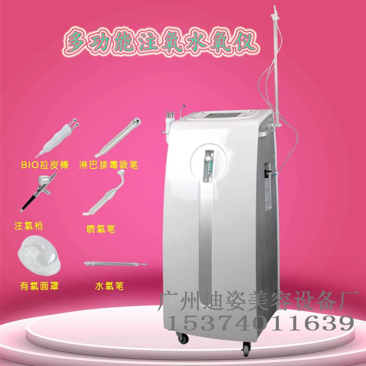 迪姿E1503多功能注氧水氧仪器 美容院用面部皮肤注氧美容仪器