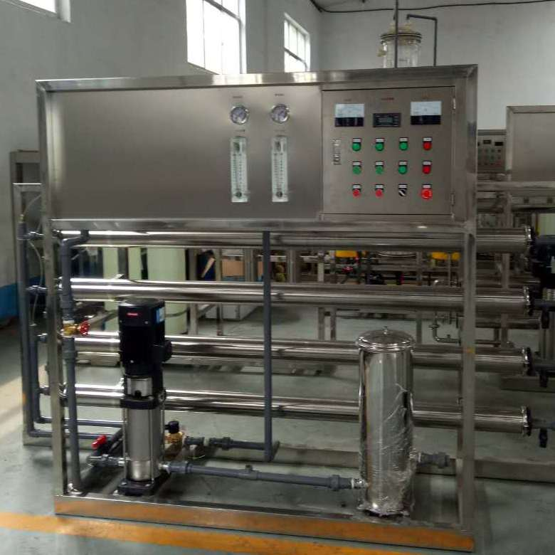山东三一2T纯净水设备灌装机主机行业领先