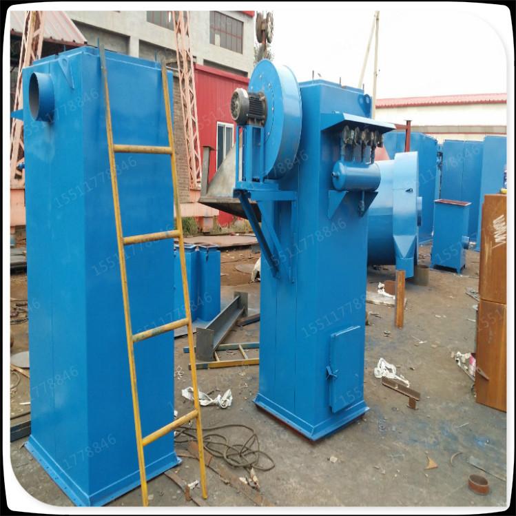 供应JBC型单机袋式除尘器 生产厂家