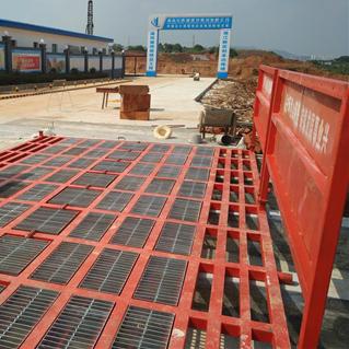 北京建筑工地渣土车洗车机最新价格服务周到