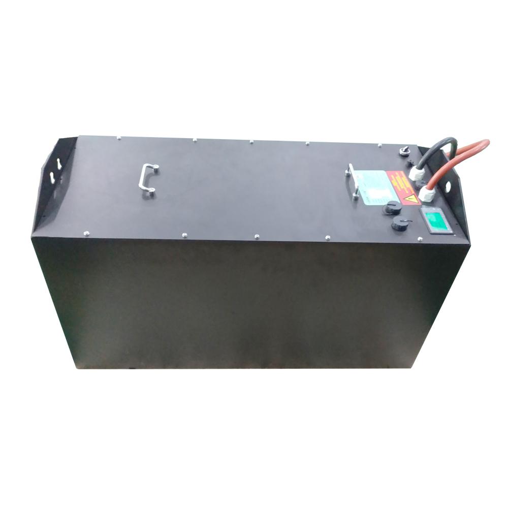 平衡重叉车锂电池48V600AH厂家供应