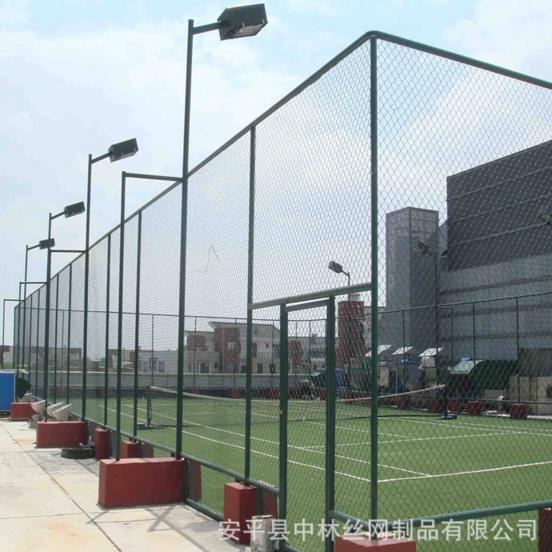 天津4米高足球场围网材质分类
