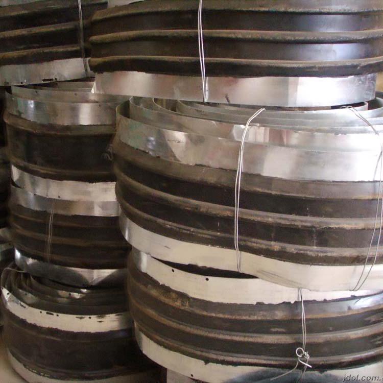 重庆隧道橡胶钢边止水带厂家直销价格参数