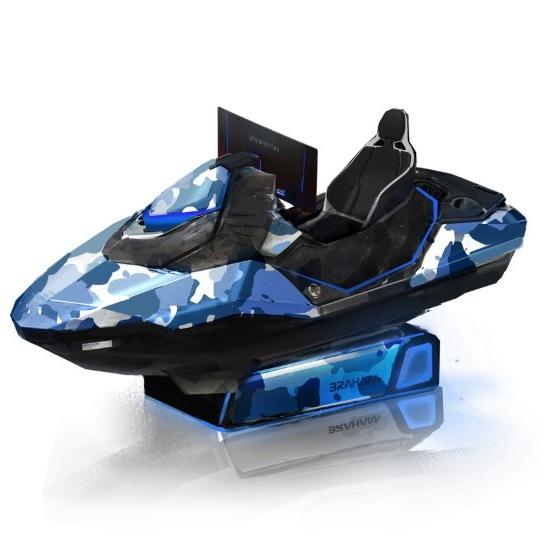 眼镜侠VR战舰 VR设备生产商 虚拟现实体验馆设备 场地游乐设备