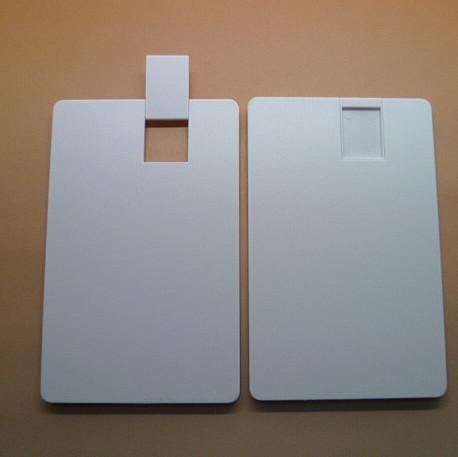 供应短款黑胶体卡片外壳