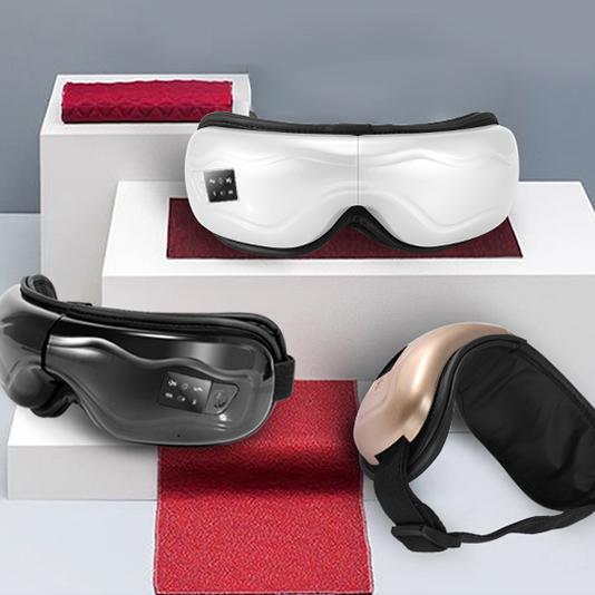 新款多用护眼仪蓝牙连接眼保仪热敷理疗眼部按摩器