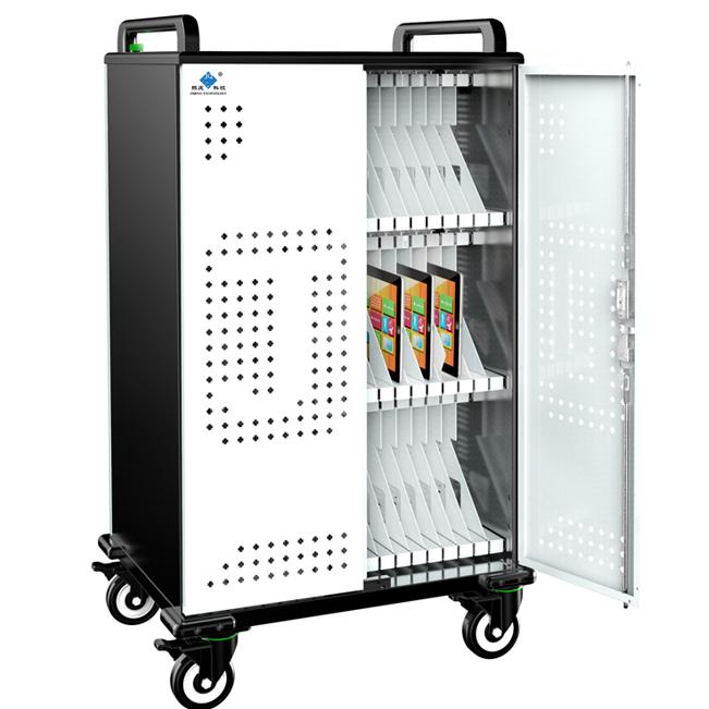 供应平板电脑充电柜 移动充电车 移动终端管理充电柜 AC充电柜 PAD-JQ60