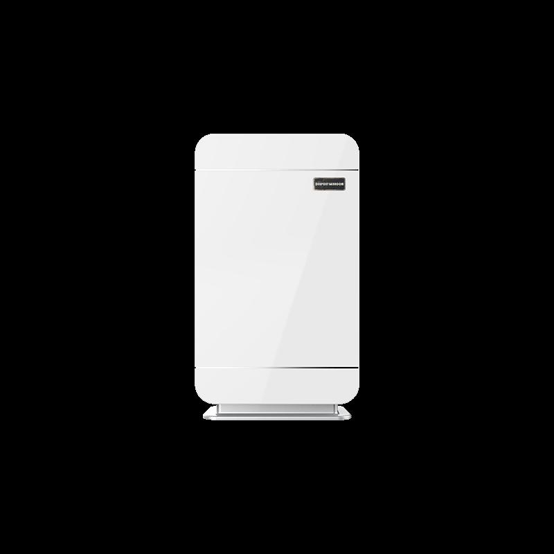 深氧吧空气净化器  白色