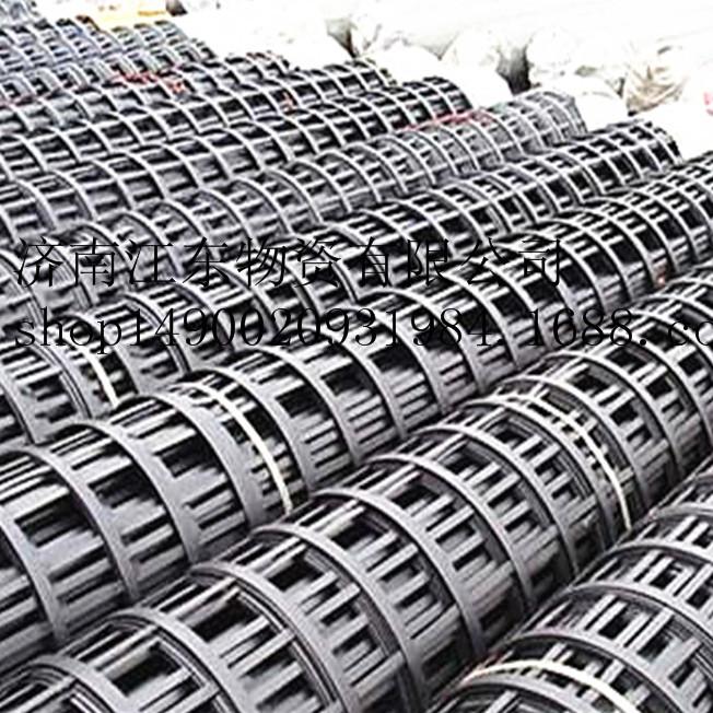 济南双向塑料土工格栅 路基防护格栅网批发供应 玻纤土工格栅 双向塑料土工格栅