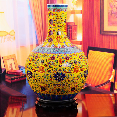供应 景德镇陶瓷器大花瓶