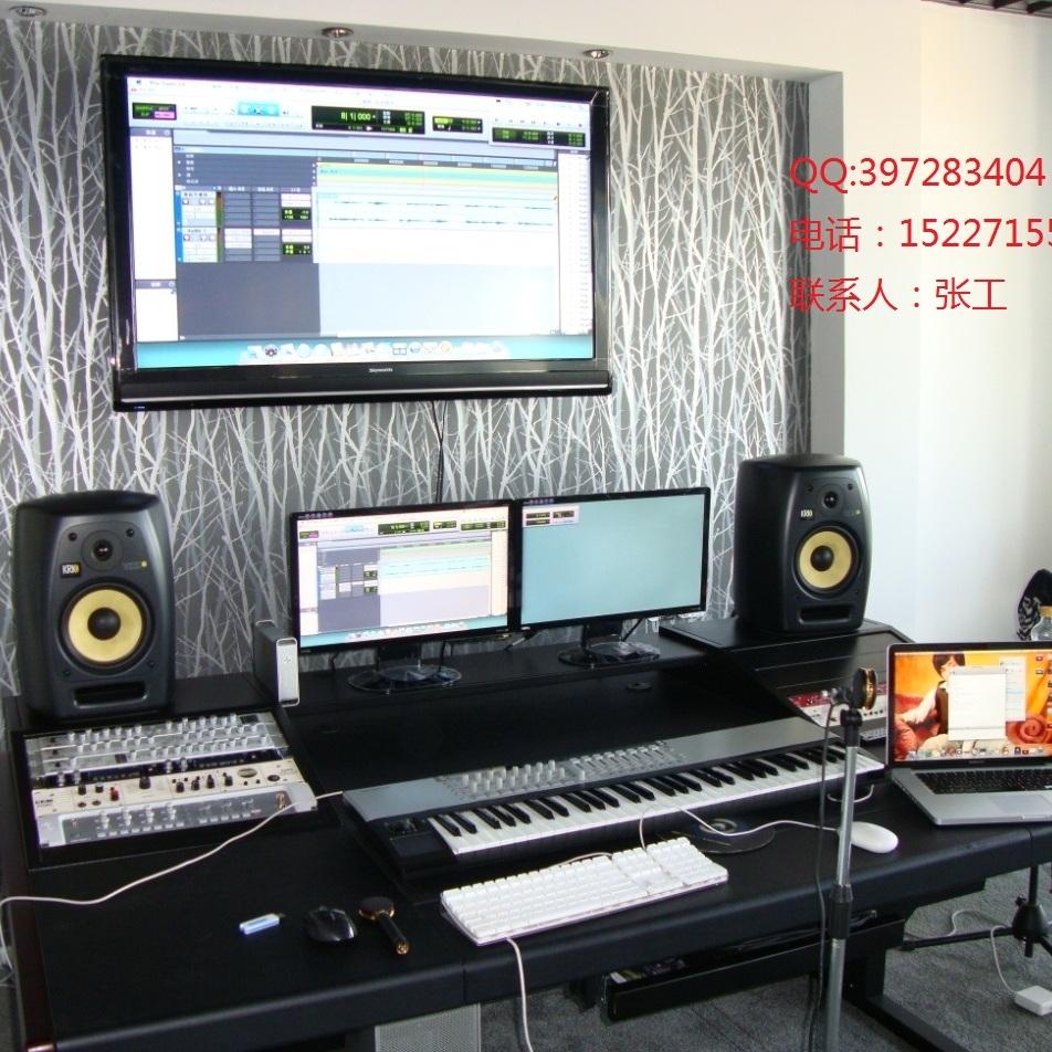 专业创新音频控制台编曲工作台录音棚工作台