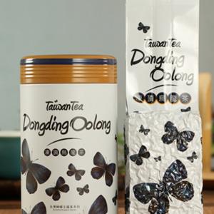 供应 台湾进口茶叶 台湾原装高山乌龙茶叶 蝴蝶系列礼盒罐装茶叶