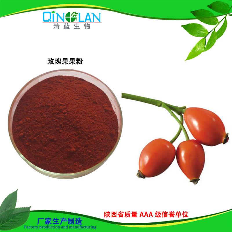 玫瑰果提取物 刺玫果浓缩粉 优质玫瑰果粉 抗衰老 活血调经 玫瑰果粉