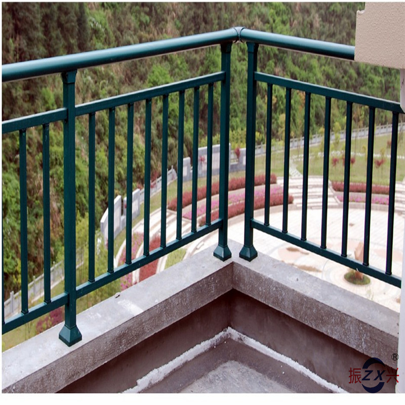 供应 锌钢护栏厂家直销 锌钢阳台护栏