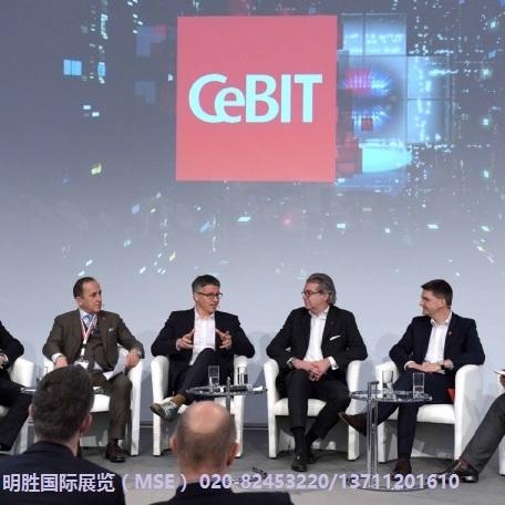 2019年德国汉诺威国际消费电子信息及通信博览会(CeBIT)