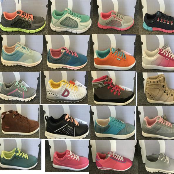 工厂专业鞋类定制