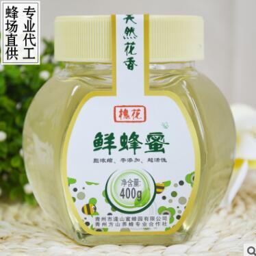 供应 纯天然农家自产洋槐蜂蜜 瓶装槐花蜂蜜