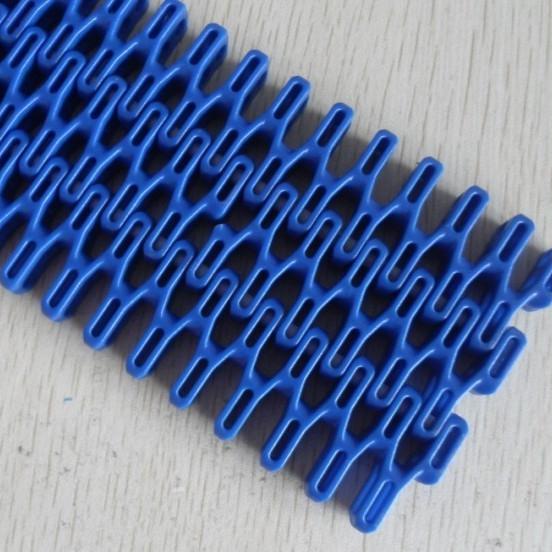 上海帛钛  模块塑料网带厂家  供应7100转弯型塑料网带