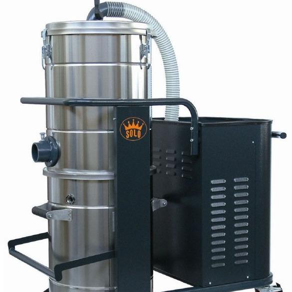意大利SOLO(索罗)原装进口TCX 75P工业除尘机 机加工车间铁屑吸尘器