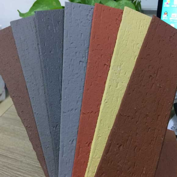 软瓷厂家山东外墙软瓷砖耐候性50年