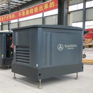 萨登20KW大型静音汽油发电机
