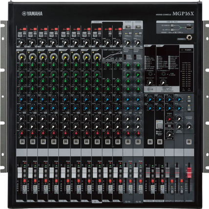 Yamaha雅马哈 MGP16X 专业16路模拟数字调音台