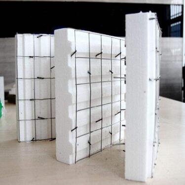供应 钢丝网架板轻质隔墙泰柏板隔断专用泰柏板钢丝网架板