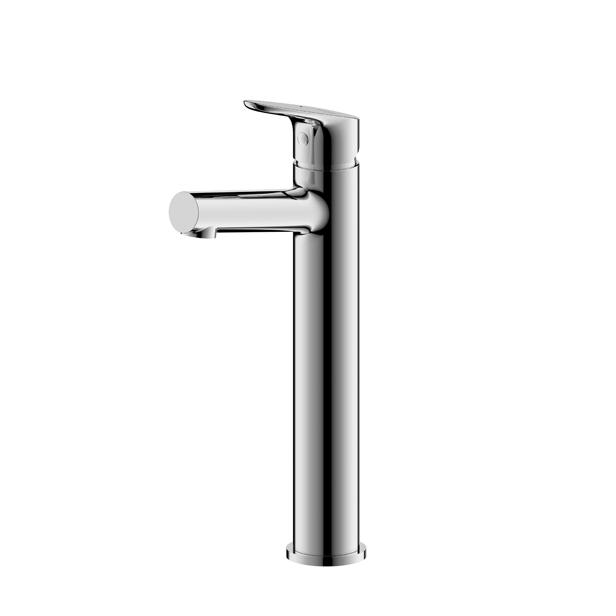 四维卫浴——单把单孔加高面盆龙头 SF03112CP