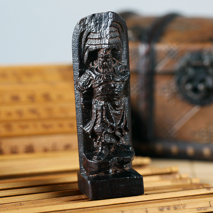 直销精品印度沙沉木木质摆件皮黑木雕手把件工艺品批发