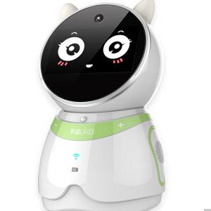 教育智能机器人儿童早教课程同步视频语音互动娱乐播放儿童陪伴成长触摸红外感应大屏机器人