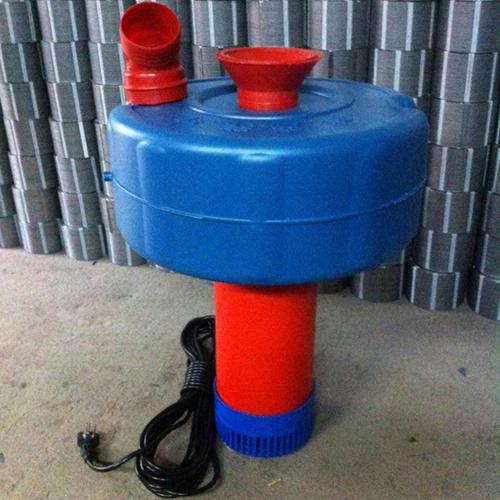 厂家直销单相三相3寸4寸鱼塘增氧泵浮水泵