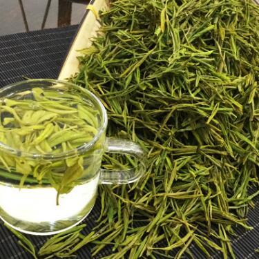 供应 2017新茶 安吉特产茶叶1000g散称 黄茶色香味全 厂家特供