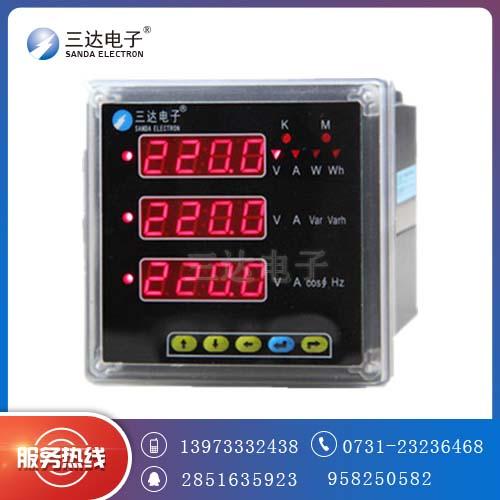 长沙PD186Z-3S4多功能网络仪表
