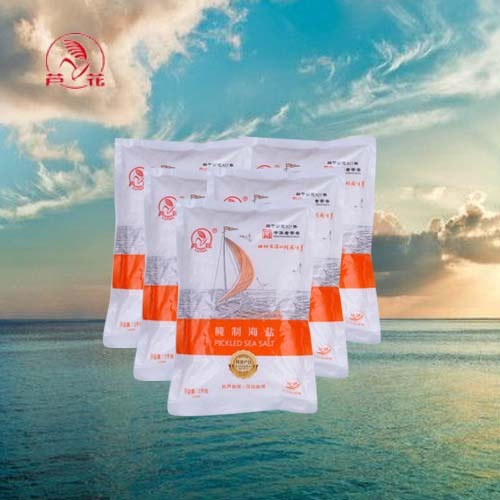 腌制海盐 (加碘)1000克