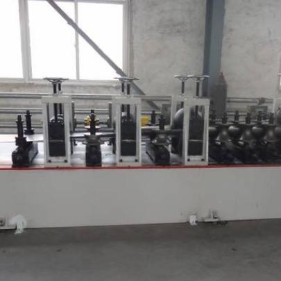 灭火器筒体制造鸿源ZGX生产线卷板收边焊接切割成型