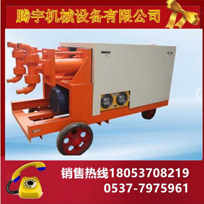 TYSJ200砂浆泵 双缸砂浆注浆机 液压砂浆泵双液隧道注浆机