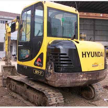 出售现代R60-7挖掘机(精品车源 全国包运)