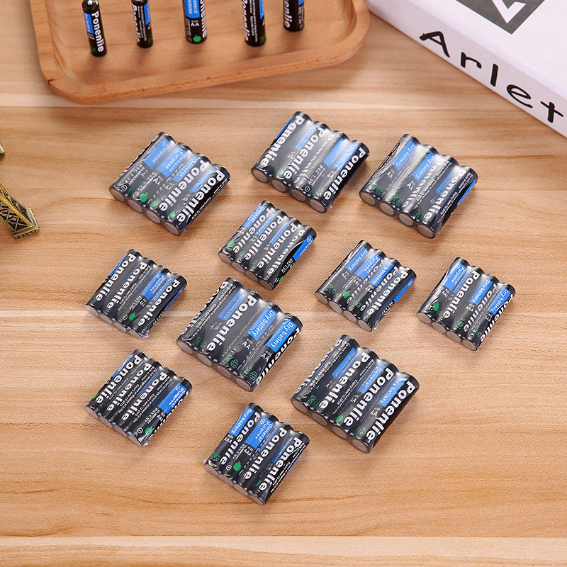 AAA电池 玩具遥控器环保电池 5号 7号电池地摊热销