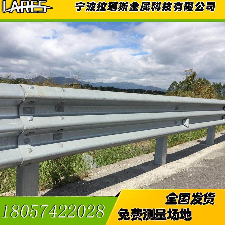 江西波形护样生产厂家乡村道路护栏镀锌板护栏