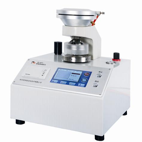 纸邦纸板耐破度仪 ZB-NPY5600A 触摸屏耐破度试验机带打印