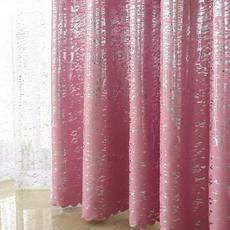 供应 卧室客厅成品定制窗帘