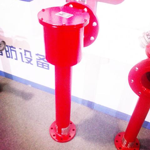供应山东省潍坊市低倍数空气泡沫产生器   PLC24