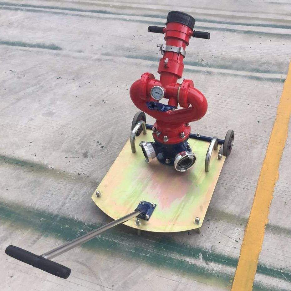 供应山东省潍坊市 移动式泡沫---水两用炮   PLY32   CCC认证