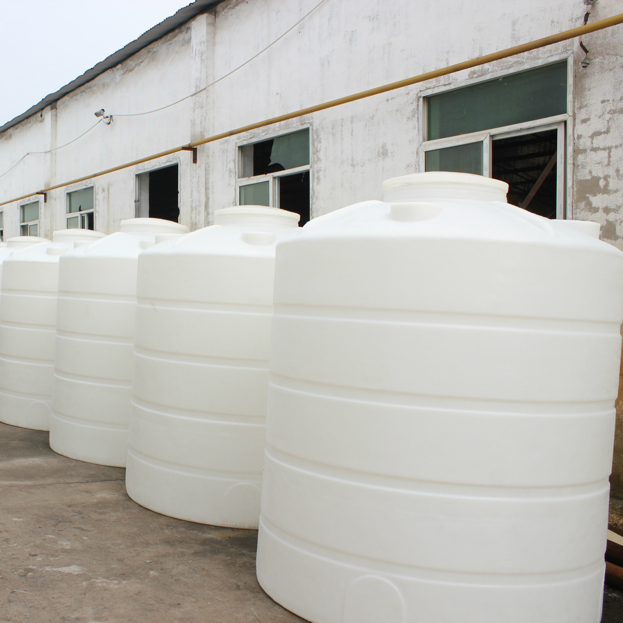 2000L水塔 环保塑料2吨水塔 大型塑料圆桶PE储罐塑料桶厂家直销