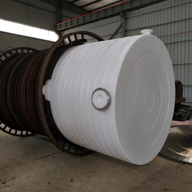厂家直销6000L PE水箱 储水罐 塑料容器 塑料水塔防腐耐酸碱