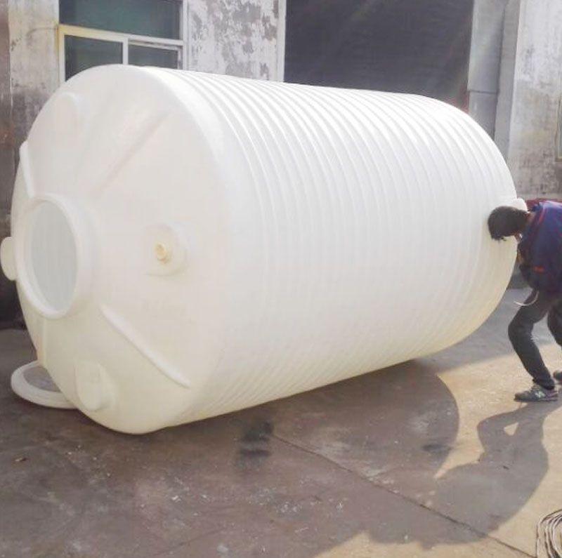 佛山塑胜厂家供应塑料PE储罐 15000L大型塑料水塔 塑料化工储罐