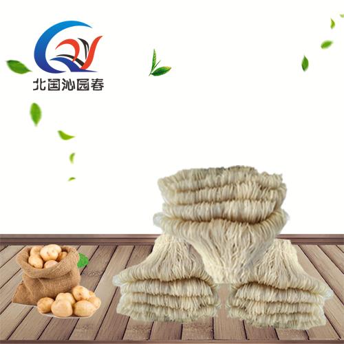 北国沁园春 散装细粉条 土豆干粉条 优质材料 嫩滑爽口 用途广泛 经济实惠 量大从优