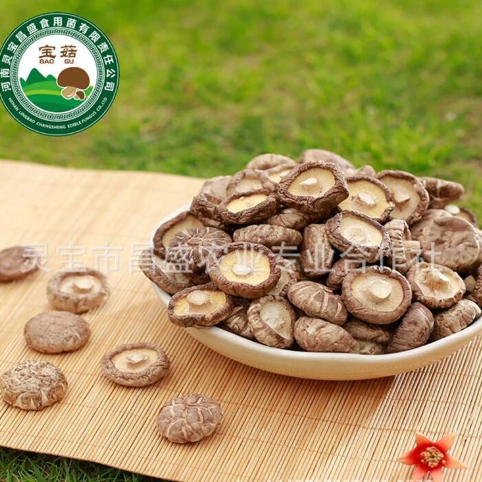 昌盛宝菇精品手挑好货 3.5cm以下肉厚香浓优质干香菇厂家批发