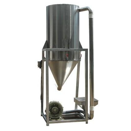 SHSJ-不锈钢储料斗储料桶吹料斗打包机