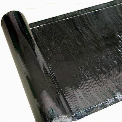 广东防水材料公司-非沥青基反应型预铺式高分子自粘防水卷材
